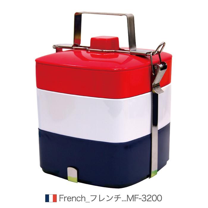 フランス国旗がおしゃれなピクニックボックス