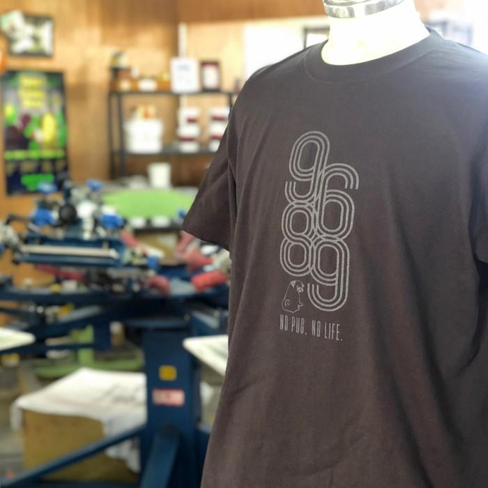 パグ好きにはわかる「89」「9689」デザインをリリース!