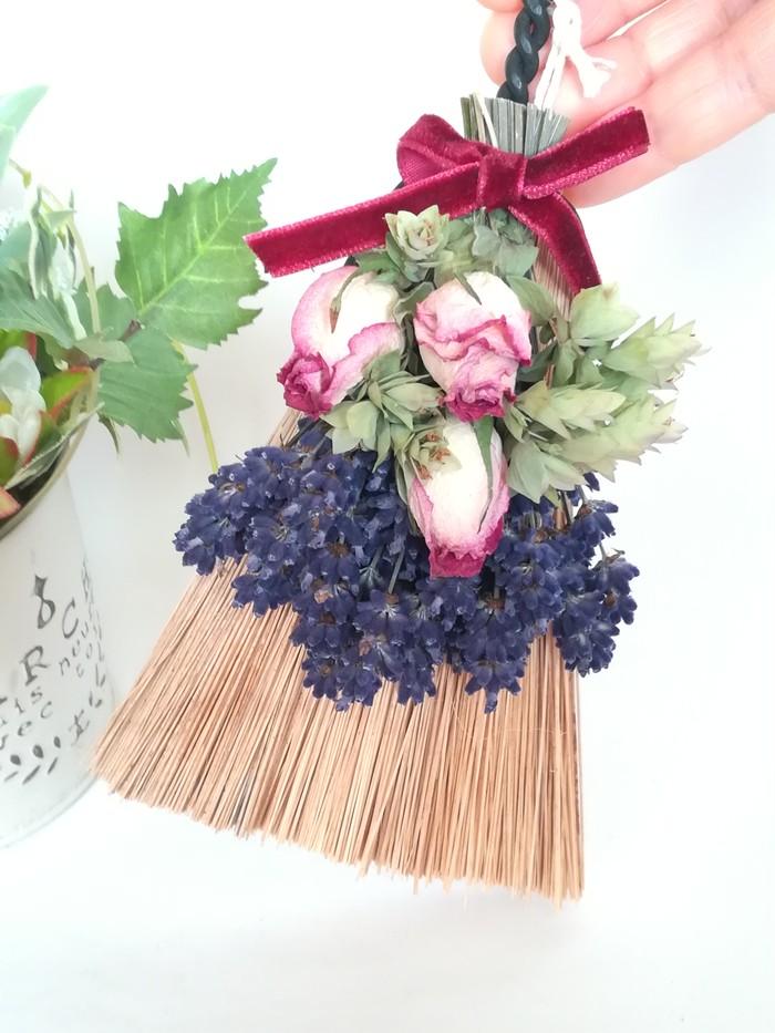 上品な雰囲気とやさしい香りのラベンダー&ローズブルーム(ドライフラワー)