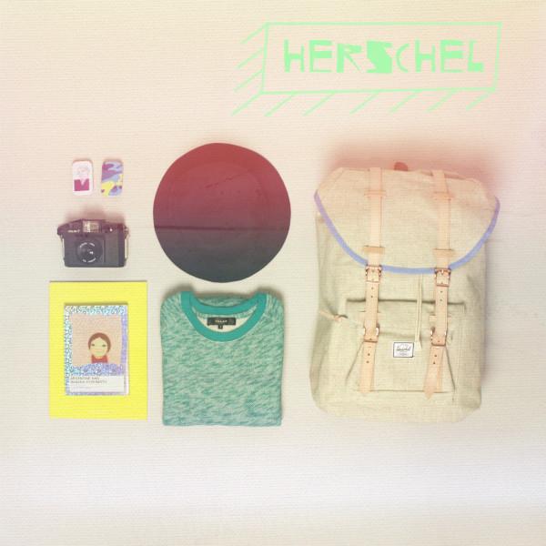 ハーシェルのバッグは、あなたの大切な思い出を詰め込むための準備ができています。