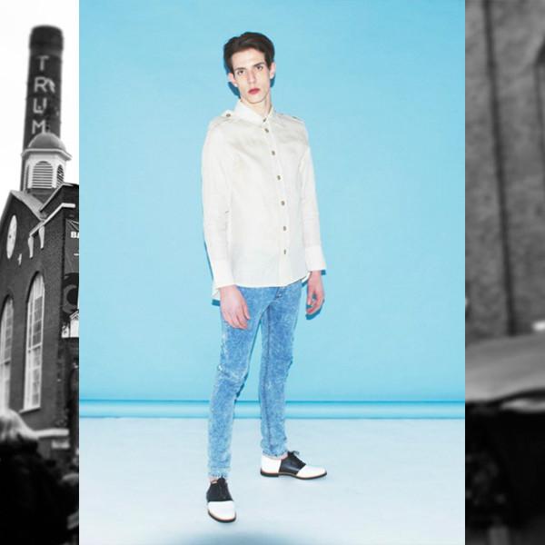 快適な履き心地が魅力的。東ロンドンで異色を放つブランド「SPARKS」