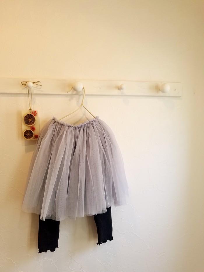 おてんばさんもレディになれる、オンナノコの永遠の憧れスカート