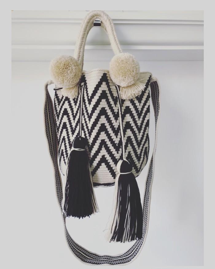 先住民族が約1ヶ月掛けハンドメイドで編むワユーバッグとは?