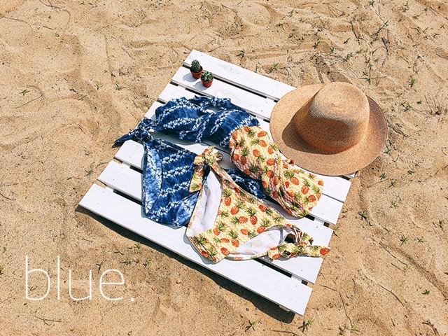 夏をさらに楽しくするインポートのバンドゥービキニ!