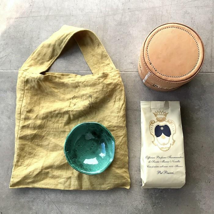 必ず褒められる癒しの香り、サンタマリアノベッラのポプリとギフトセット