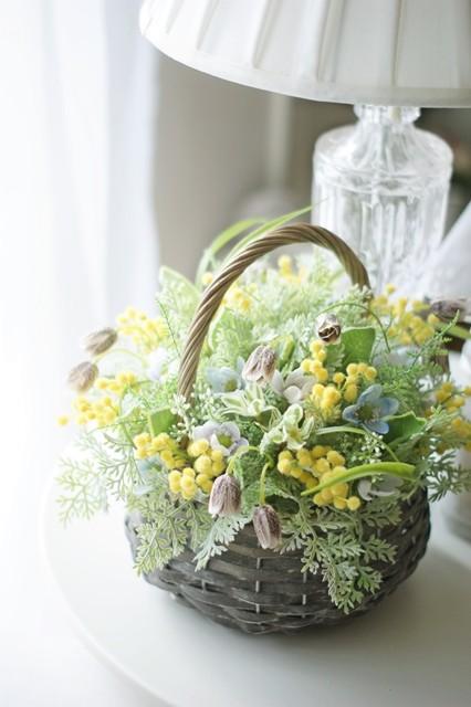 ミモザの日(3月8日)にミモザの花を贈りましょう✨