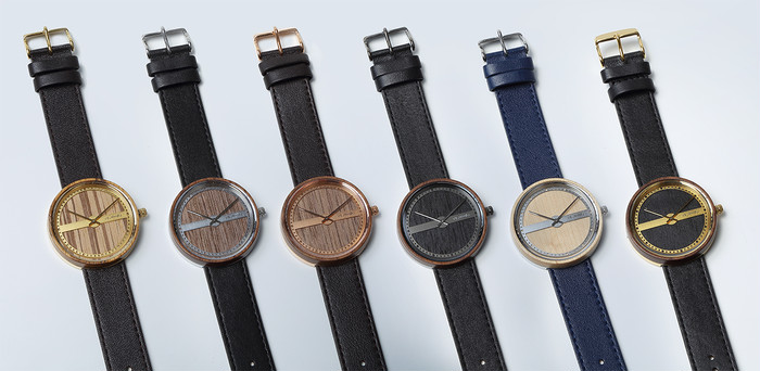 北欧デザインで時を刻む。木製腕時計のVEJRHØJ(ヴェアホイ)が日本初上陸!