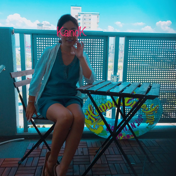 大人女子でもサロペット♡暑い夏もおしゃれにアクティブに!