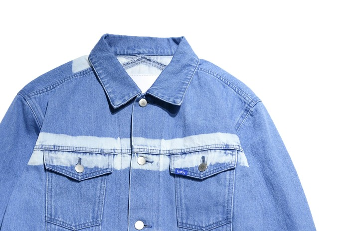 "kudos 19ss ""LINED DENIM JACKET & TROUSERS"""