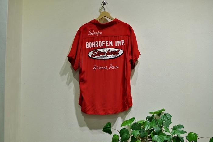 素晴らしきVintage ボーリングシャツ