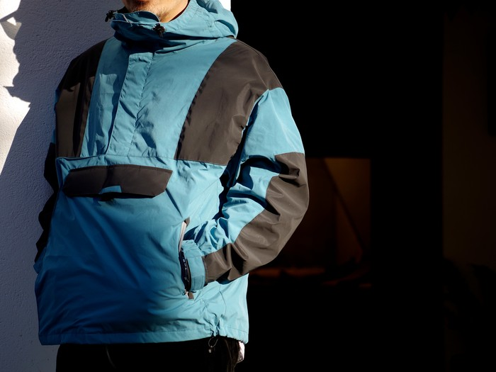 【meanwhile】Equipment Anorak Parka