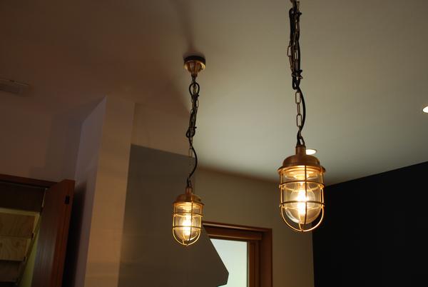 新築マイホームの照明ならマリンランプはいかがでしょうか!