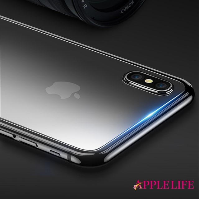 背面ガラスシートでiPhoneXを傷から守る!!!