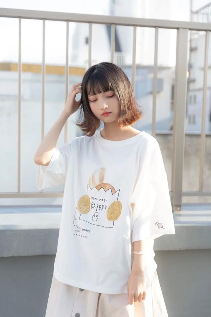 5月末入荷予定の新ブランド『HOME MADE』よりベーカーリープリントTシャツ