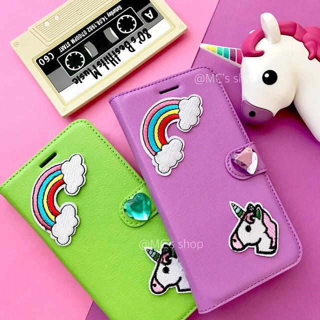 80'sの雰囲気漂う☆アメリカンポップな手帳型iPhoneケース♡