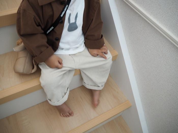 素朴なラビットが可愛い♡夏の定番のプリントTシャツ!