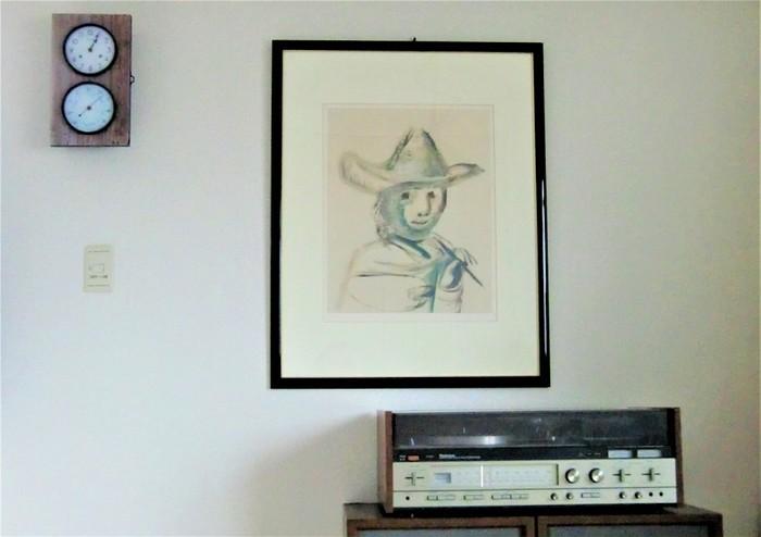Pablo Picasso パブロ・ピカソ 若い画家