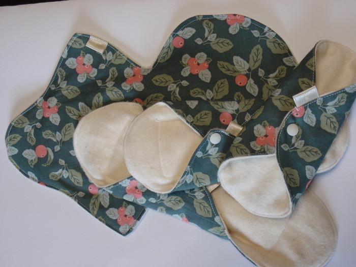 オーガニックコットンの布ナプキンで肌への負担解消♡