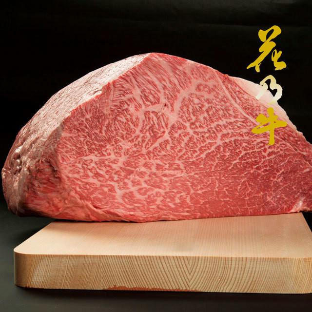 【花乃牛】モモブロック塊肉1kg!豪快に食べよう!【送料無料】