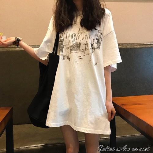 雰囲気たっぷり☆毎日着たくなるオススメTシャツ