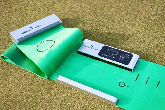 ゴルフ好き集合!こんな高性能なパターシミュレータみたことありますか?