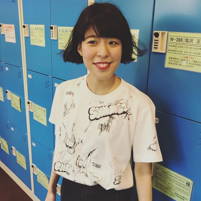 この夏新規オープンの手描きTシャツショップ!商品開発の苦闘ストーリーを完全公開!