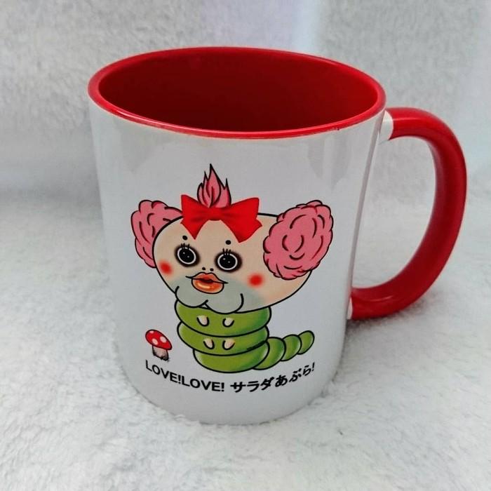 こんなの待ってた!かわいくて目を引くデザインのマグカップ!