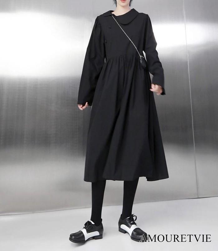 独自のレトロ感を持つデザインが、他にはない雰囲気を生み出す一着♪個性と実用性を求める貴女に☆
