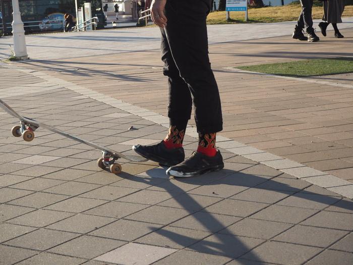 日本で唯一のスケーターソックス専門店がオススメするアイテムとは?
