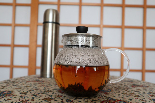 運動会やピクニックにもって行くお茶は、ほうじ茶できまり!