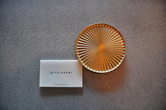 こんなコースター見たことない!真鍮でできた、FUTAGAMIのコースター