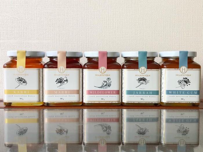 新しい養蜂家のHOLISTETIQUE オーストラリアから届きました♪