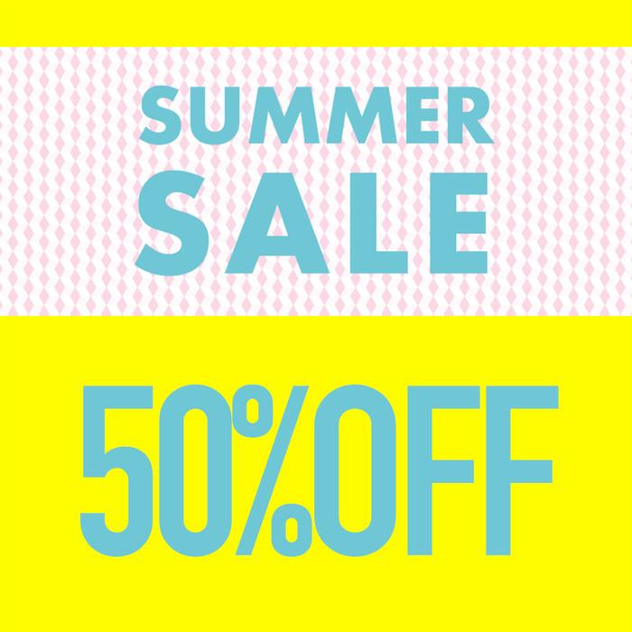 【8/7UP】ゲリラ50%OFFセールスタート!!外が暑すぎるからUSAGI CASEでお買い物♪