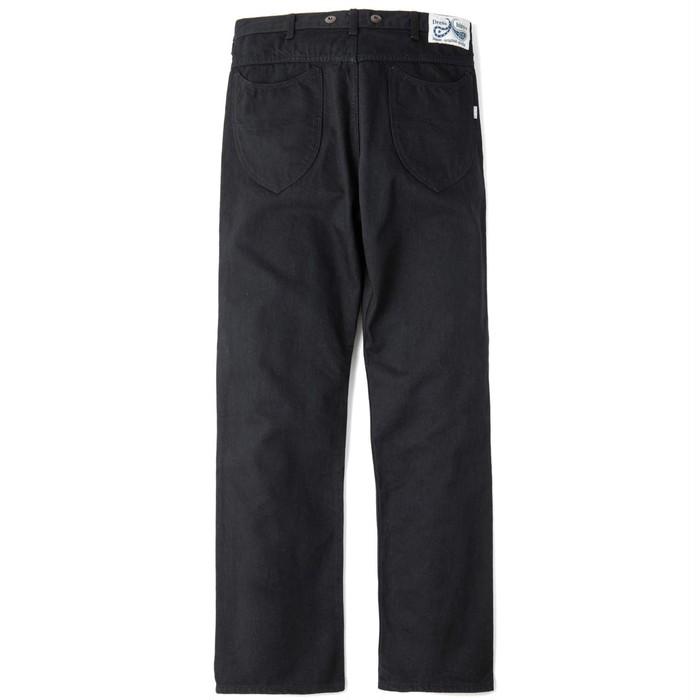 DRESS HIPPY(ドレスヒッピー)/OLDMAN PANTS (BLACK)