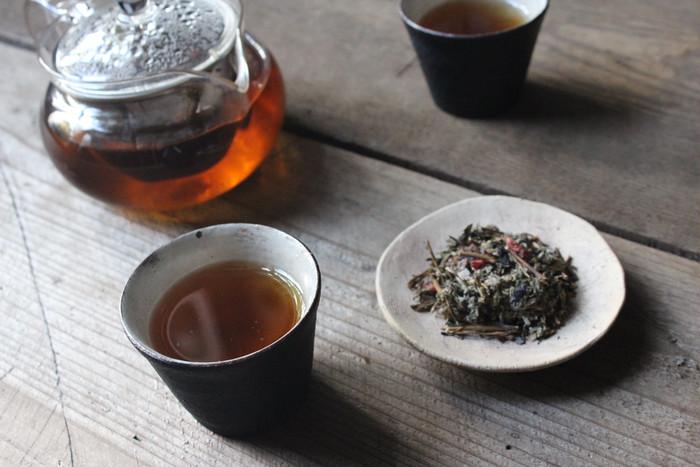 【サササ】冬に補う漢方のお茶