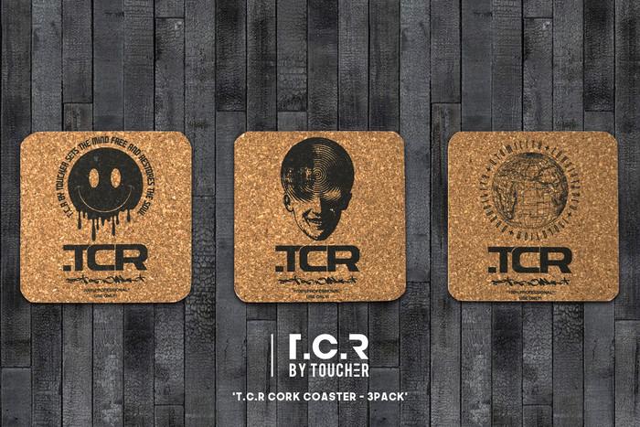 T.C.R BY TOUCHER - NEW DROP 3DAYS(8/7.FRI〜8/9.SUN)