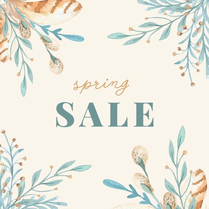 春物こども服がお得 ♪ Spring SALEが始まりました♡