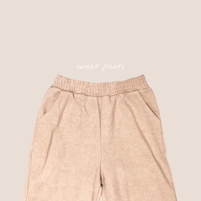 くすみ色の世界⑫ 【sweat pants】