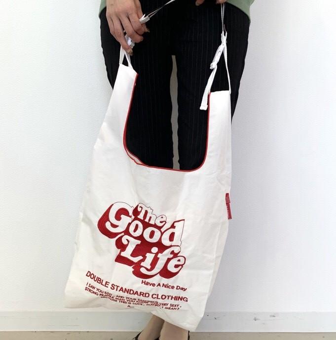 ますます楽しくっ☆お買い物バッグ