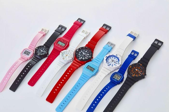 チープカシオ【LA-20WH-4A1】は子供用の腕時計として人気!!