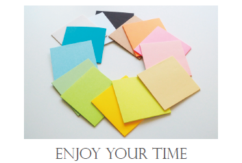 Poco'ce10月号に掲載されました!「ENJOY YOUR TIME」♪