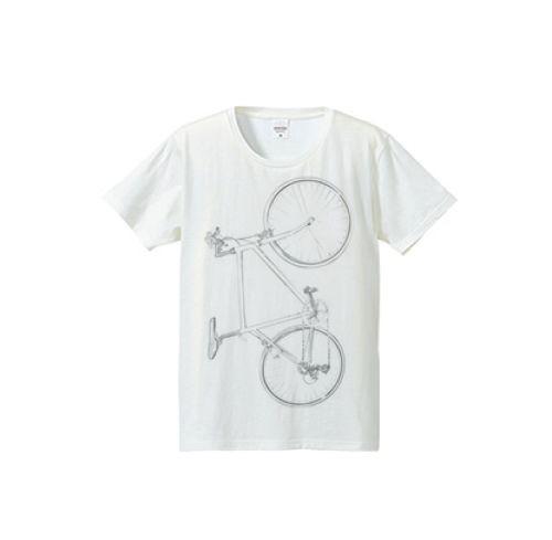 この夏はひと味違ったTシャツを。自転車乗りにオススメしたい、サイクルデザインTシャツ