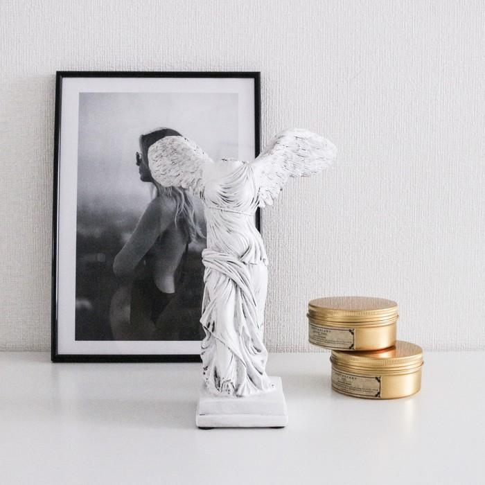 """【本日発売START!】ルーブル美術館の美しき""""あの像""""を自宅に飾れる、10分の1オブジェ。"""