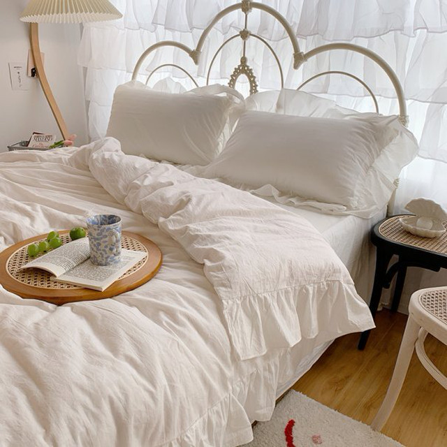 私の癒しの空間♡ベットルームはこだわりたい