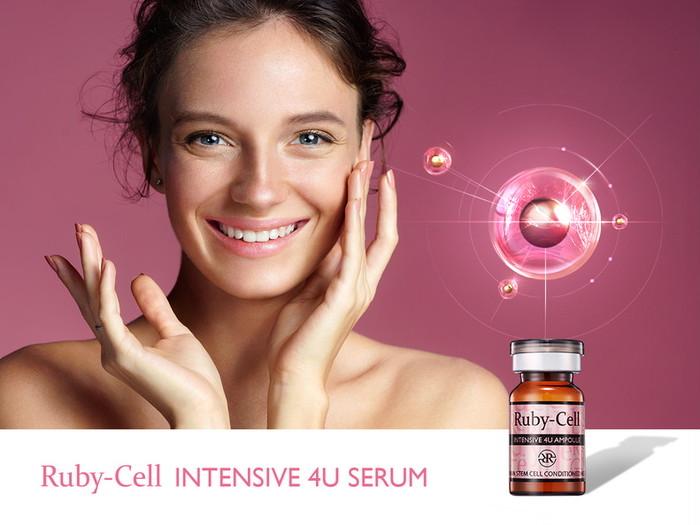 ルビーセル化粧品の品質管理について (国際規格ISO22716(化粧品GMP)認証を取得)