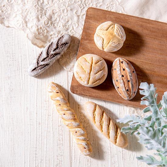 かわいすぎる!美濃焼のパン箸置き