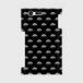 (通販限定)【送料無料】Xperia X Compact(SO-02J)_スマホケース モノグラム_ブラック