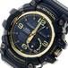 カシオ CASIO Gショック G-SHOCK クオーツ メンズ 腕時計 GG-1000GB-1A ブラック ブラック