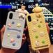 可愛い たれぱんだ アイフォン8プラス ケース iPhone6sケース iphone7plusカバー ジャケット 人気薄型 可愛い熊柄 超萌え ペア