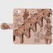 iphone5/5s/SE 今城塚 形象埴輪(茶)スマホケース